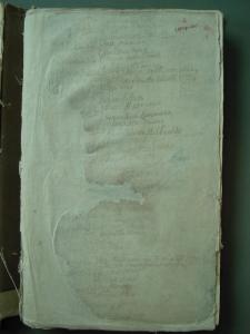 Voorbeeld van een pagina uit het doopboek van Wildervank