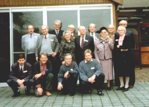 De oprichters van de Studiegroep